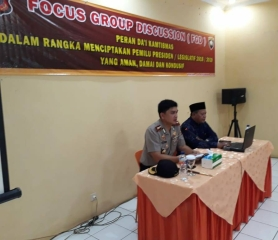 FORUM GROUP DISKUS POLRES BANJAR
