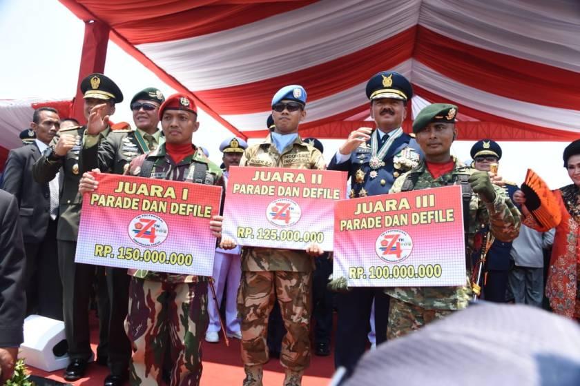 HUT TNI DI DKI (4)